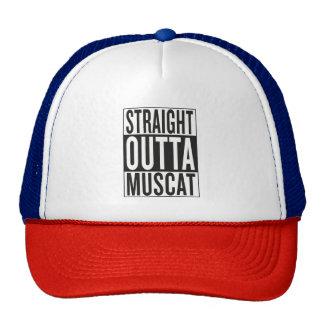 straight outta Muscat Cap