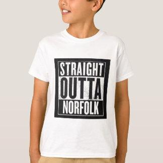 Straight Outta Norfolk T-Shirt