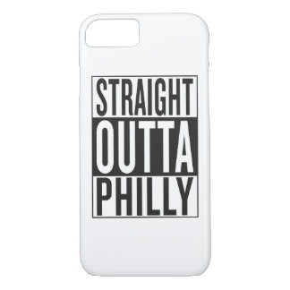 straight outta Philly iPhone 7 Case