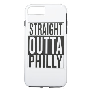 straight outta Philly iPhone 7 Plus Case