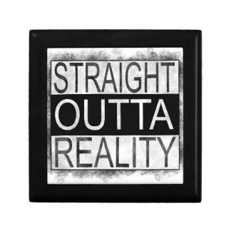 Straight outta REALITY Gift Box