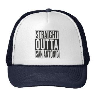 straight outta San Antonio Cap