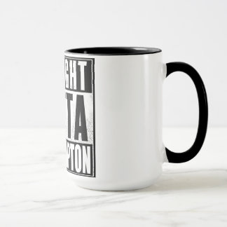 Straight Outta Schaumpton - GLOVER Coffee Mug