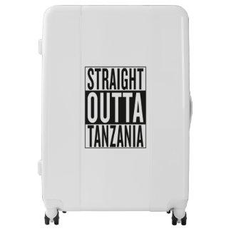 straight outta Tanzania Luggage