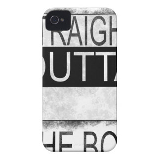 Straight outta the box iPhone 4 Case-Mate cases
