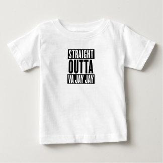 Straight Outta Va jay jay funny Shirts