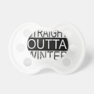 Straight outta WINTER Dummy