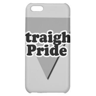 Straight Pride iPhone 5C Cover