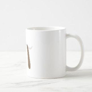 Straight Razor Basic White Mug