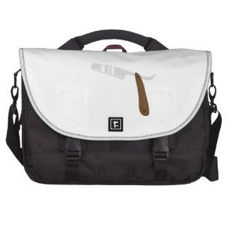 Straight Razor Laptop Commuter Bag