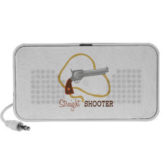Straight Shooter Travelling Speakers