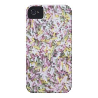 Straight Sugar Sprinkles iPhone 4 Case