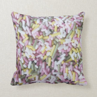 Straight Sugar Sprinkles Cushions