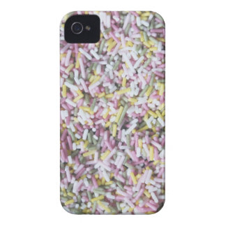 Straight Sugar Sprinkles iPhone 4 Case
