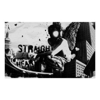 Straight to the Heart Poster