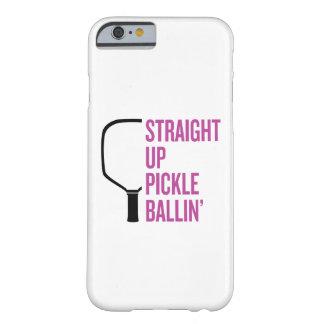 """Straight Up Pickle Ballin'"" Pickleball Case"