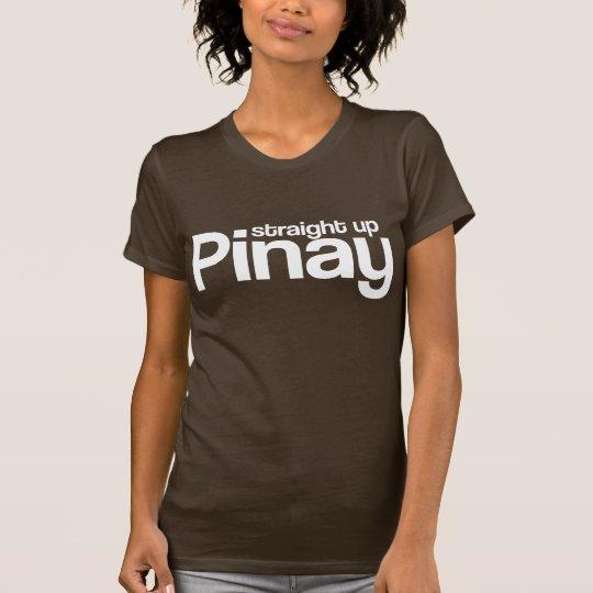 Straight Up Pinay T-Shirt
