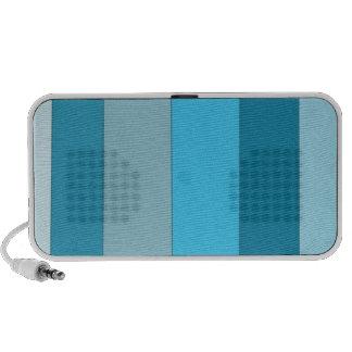 Straight Waves iPod Speakers