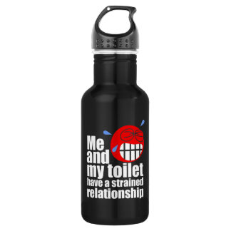 Strained Relationship 532 Ml Water Bottle