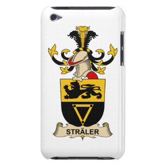 Sträler Family Crest iPod Touch Covers