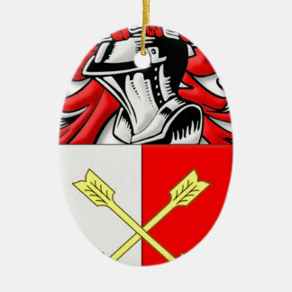 Straley Coat of Arms Ornaments