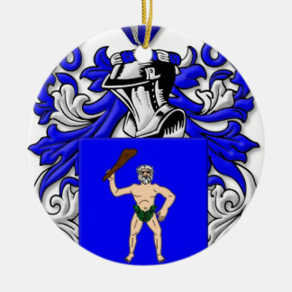 Strand Coat of Arms Ornaments