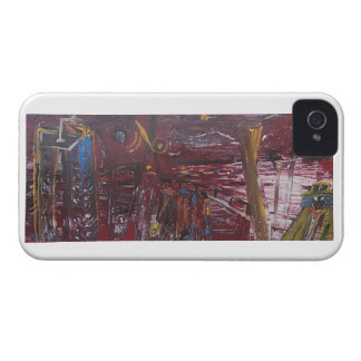 STRANDED WITH GEORGE CLINTON II iPhone 4 CASE