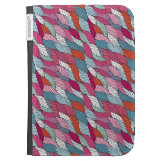 Strands aqua Caseable Case Kindle Case