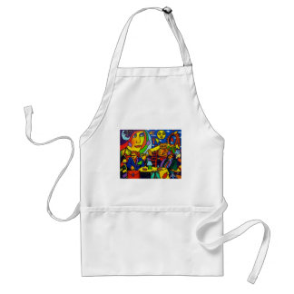 Strange 6 by Piliero Aprons