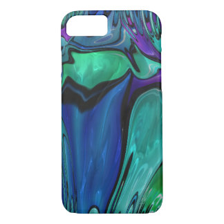 strange abstract 11 iPhone 7 case