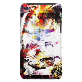 Strange Abstract iPhone iPod Touch Cover