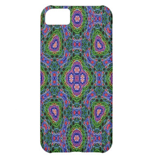 Strange Abstract Pattern Case For iPhone 5C