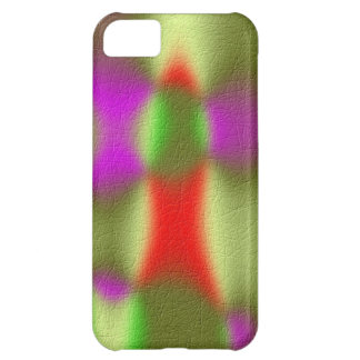 Strange abstract pattern iPhone 5C case