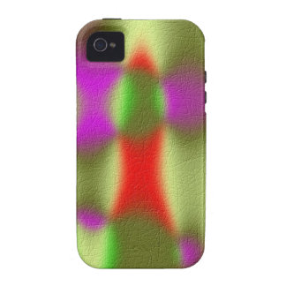 Strange abstract pattern iPhone 4 case