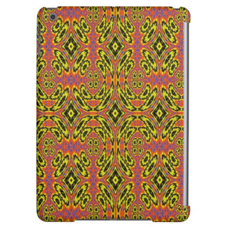 Strange abstract pattern case for iPad air