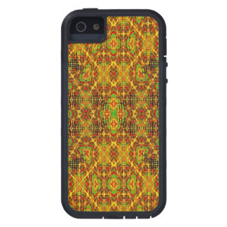 Strange abstract pattern iPhone 5 case