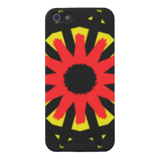 Strange abstract pattern iPhone 5 cases