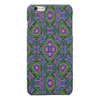Strange Abstract Pattern iPhone 6 Plus Case