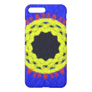 Strange abstract pattern iPhone 7 plus case