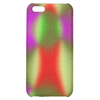 Strange abstract pattern iPhone 5C cases