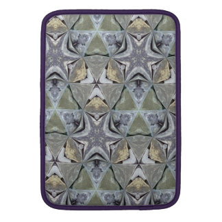 Strange abstract pattern sleeve for MacBook air