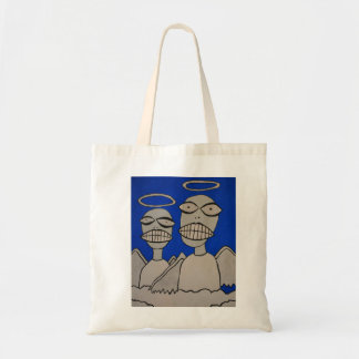 Strange Angels In Heaven Canvas Bags