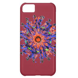 Strange awful pattern iPhone 5C case