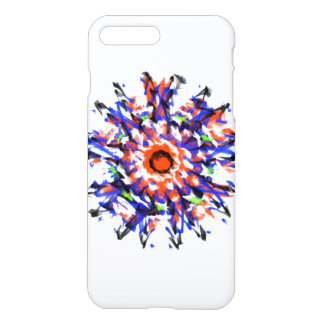 Strange awful pattern iPhone 7 plus case