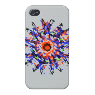 Strange awful pattern iPhone 4 covers