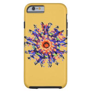 Strange awful pattern tough iPhone 6 case