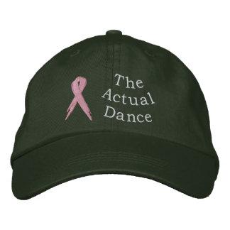 Strange Bedfellow: The Actual Dance Hat Baseball Cap