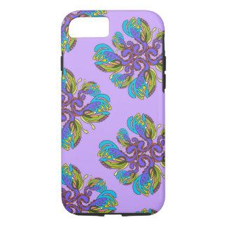 Strange but Beautiful (in purple) iPhone 8/7 Case