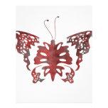 Strange Butterfly Flyer