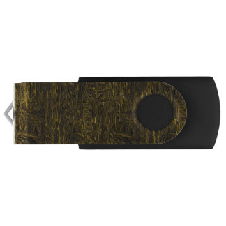 Strange chaotic swivel USB 3.0 flash drive